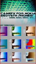 Camera eFX for Nokia 5230 & s60v5th mobile app for free download