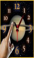 Choose Your Planet Alarm Clock Live Wallpaper mobile app for free download