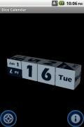 Dice Calendar Free mobile app for free download