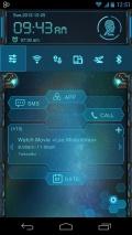 EVA Toucher Theme GO Launcher mobile app for free download