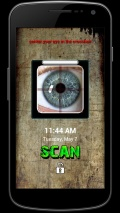 Eye Scanner Lock Free mobile app for free download