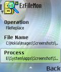 EzFileMon v 0 1 mobile app for free download
