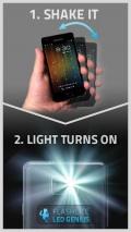 Flashlight LED Genius mobile app for free download
