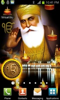 Guru Nanak HQ Live Wallpaper mobile app for free download