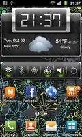 HD Metallic Widgets v5.4 mobile app for free download