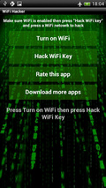 Hack Wifi Password mobile app for free download