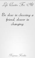 Life Quotes for All mobile app for free download