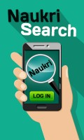 Naukri Search mobile app for free download
