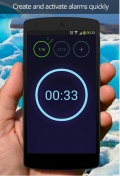 Neon Alarm mobile app for free download