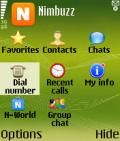 Nimbuzz latest version for all s60v2 devices mobile app for free download