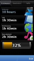 Nokia Battery Monitor v1.30 mobile app for free download