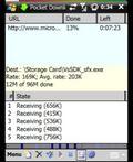 Pocket Downloader mobile app for free download