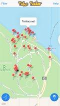 Poke Radar for Pokemon GO mobile app for free download