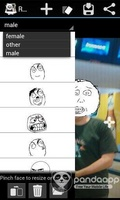 Rage Face Photo mobile app for free download