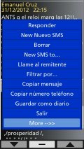 SMS Diary (sin publicidad) mobile app for free download