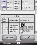 SciLors Fahrplanauskunft mobile app for free download