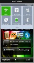 Sliding Panel Fast mobile app for free download