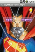 Superman  FlashLight Live Wallpaper mobile app for free download