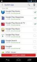System app uninstaller mobile app for free download
