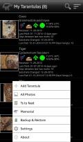 Tarantulas v1.8 mobile app for free download