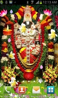 Tirupati BALAJI Live Wallpaper mobile app for free download