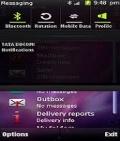 belle top bar mobile app for free download