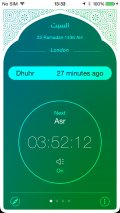 iPray: Prayer Times & Qibla Compass mobile app for free download