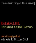 lCetak v1.0.0 In mobile app for free download
