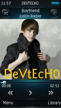 tt blue skin 4 ttpod4.x by devtecho mobile app for free download
