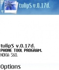 tulipS v.0.17d. Personal mobile app for free download