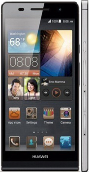 Huawei Ascend P6 second hand mobile in Karachi