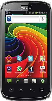 Ophone Ophonesmarty 430 - Mobile Price, Rate and Specification