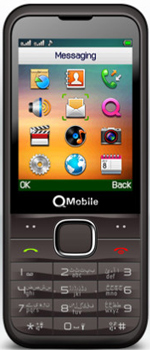 Q Mobiles E770 - Mobile Price, Rate and Specification