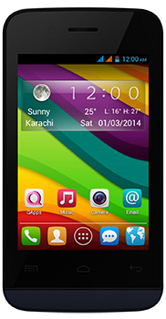 Q mobiles Noir A110 second hand mobile in Faisalabad
