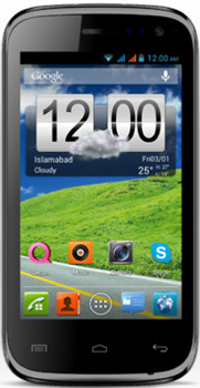 Q mobiles Noir A50 second hand mobile in Karachi
