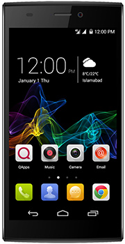 Q Mobiles Noir Z8 Plus - Mobile Price, Rate and Specification