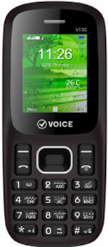 Voice V130 - Mobile Price, Rate and Specification