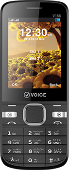 Voice V155 - Mobile Price, Rate and Specification