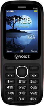 Voice V440 - Mobile Price, Rate and Specification