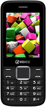 Voice V470 - Mobile Price, Rate and Specification